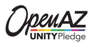 Open Arizona Unity Pledge Logo